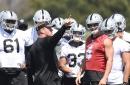 Raiders 2018 offseason depth chart