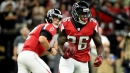 Falcons RB Tevin Coleman expects more touches in 2018