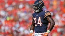 Bears RB Jordan Howard to be 'the main guy' in Chicago's offense
