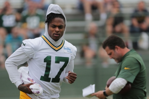 The Packers desperately need Davante Adams to stay healthy in 2018