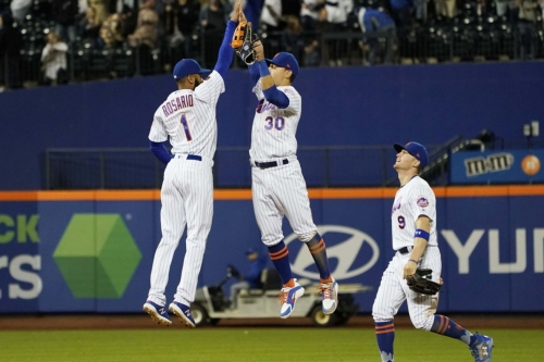 The Mets' young core coming into their own is a reason to be optimistic