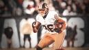 Redskins TE Jordan Reed doing 'agility drills' during OTAs
