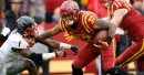 Athlon Sports ranks David Montgomery as No. 9 RB in college football