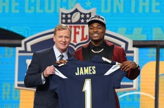 Los Angeles Chargers sign first-round pick Derwin James