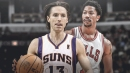 Only two MVPs have never made the NBA Finals, Derrick Rose and Steve Nash