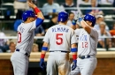 Cubs 7, Mets 4: Kyle Schwarber home run highlights late-inning comeback