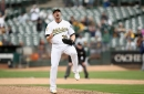 Blake Treinen named American League Reliever of the Month