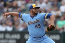 Home runs and pitching propel Brewers to 5-0 win over White Sox