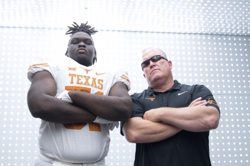 Texas offers rising 2020 offensive tackle Smart Chibuzo