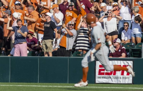 The Final Pitch: Texas 8, Texas A&M 3