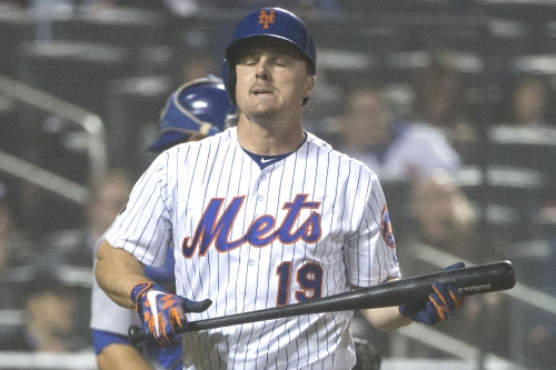 Jay Bruce says he'll stretch more after early back-spasms exit