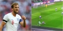 England vs Nigeria: Victor Moses splits Harry Kane in two with ankle breaker skill