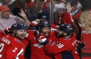 Capitals flying high, up 2-1 on Vegas in Stanley Cup Final