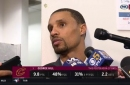 George Hill: Cavs have to get everybody involved to help LeBron out