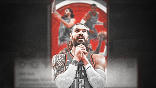 Steven Adams gets caught liking anti-Carmelo Anthony comment on Twitter