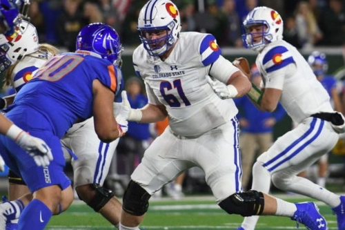 Chargers UDFA Spotlight: OL Zach Golditch