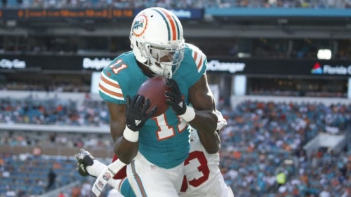 Dolphins WR DeVante Parker could care less about Chris Chambers' harsh criticism