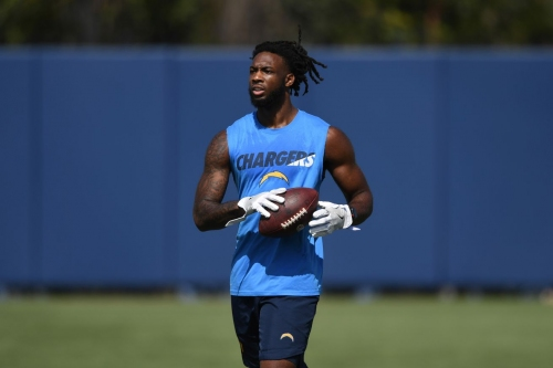 Report: WR Mike Williams returns to practice