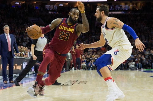 How likely are the Sixers to sign LeBron James?