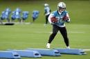 Carolina Panthers turn to Christian McCaffrey to lead run game