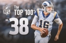 Goff #38 on NFL's Top 100