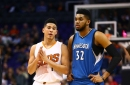 Karl-Anthony Towns, Devin Booker team up on Jimmy Kimmel