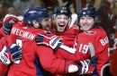 Capitals on verge of Stanley Cup after blowing out Golden Knights in Game 4
