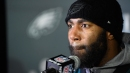 Eagles S Malcolm Jenkins reacts to Donald Trump's decision to rescind White House invite