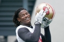 Reuben Foster and Fred Warner practice on first team ILB