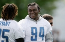 Lions not worried about whatever continues to hold back Ezekiel Ansah