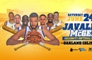That JaVale McGee charity softball game is coming up again!
