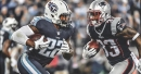 Titans view Derrick Henry, Dion Lewis as '1A and 1B' on RB depth chart