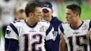 Patriots Wideout Chris Hogan Jokes About Being Mistaken For Tom Brady