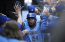 Jesus Aguilar finds a home and an opportunity in Milwaukee instead of Cleveland