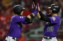 Rockies 9, Reds 6: Back on the road and it feels so good