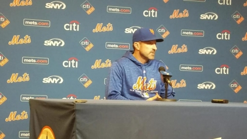 NY Mets manager Mickey Callaway on the 2-1 loss to the Orioles