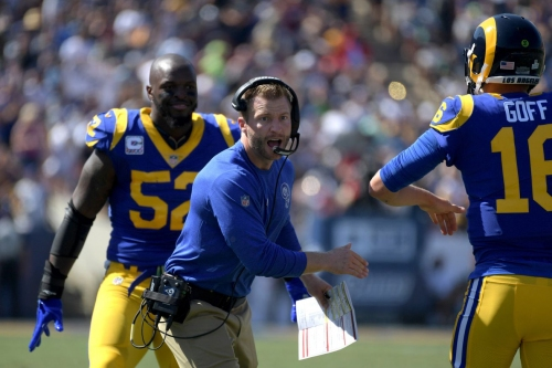 The Los Angeles Rams Look To Claim San Diego NFL Fans