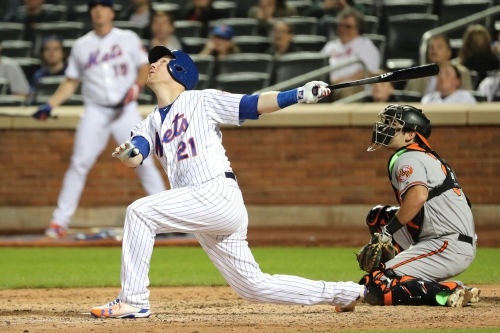 Todd Frazier's return doesn't help as Mets' skid reaches five