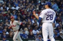 Phillies 6, Cubs 1: It just wasn't their night