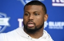 B.J. Goodson embracing change in Giants' defensive scheme
