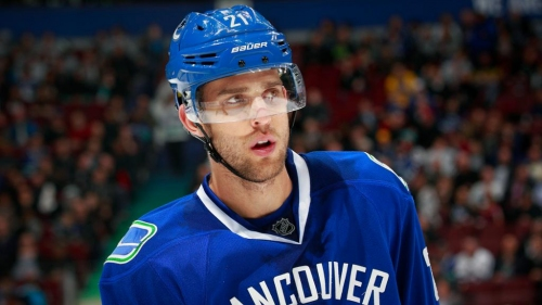 REPORT: Canucks have received multiple trade calls on Brandon Sutter