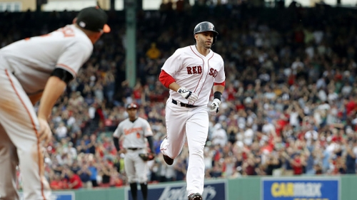 MLB Rumors: How J.D. Martinez Could Impact Potential Manny Machado Trade