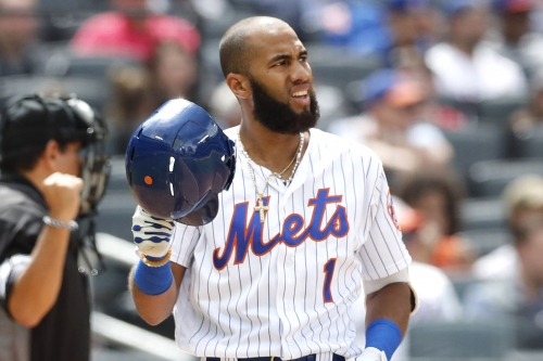 Amed Rosario would like to have these five minutes back