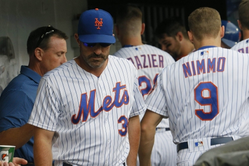 'Pissed' Mets are a predictable series away from being dead