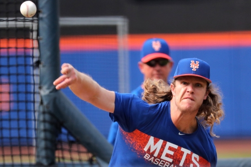 Noah Syndergaard set to be back in time for Yankees
