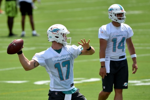 The Splash Zone 6/7/18: Notes From Day 2 Of Dolphins Minicamp