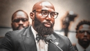 Eagles safety Malcolm Jenkins responds to questions about being uninvited to White House solely with signs