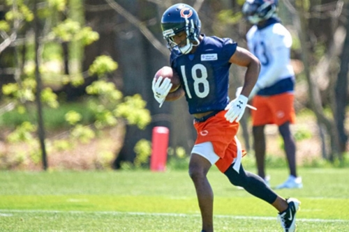 Sculpting the Offense: How the Bears can get the most out of Taylor Gabriel