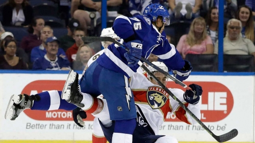 Lightning sign defenceman Daniel Walcott to one-year contract