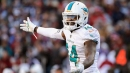 Browns WR Jarvis Landry claims Cleveland's QBs are better than Dolphins'